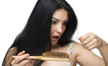Farbowanie i wypadanie włosów